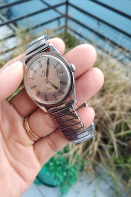 El.gin Automatic Shockmaster 17 Jewels Swiss made