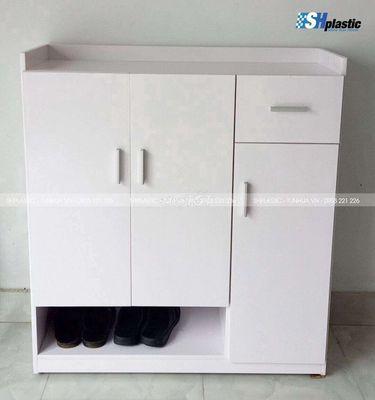 Tủ giày nhựa cao cấp đài loan