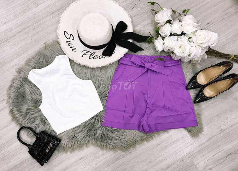 0703055670 - Sét áo ba lổ quần cotton thái.250k