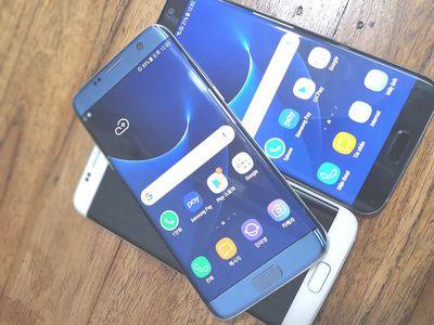 Samsung Galaxy S7 Edge màn cong 2 sim cực đẹp