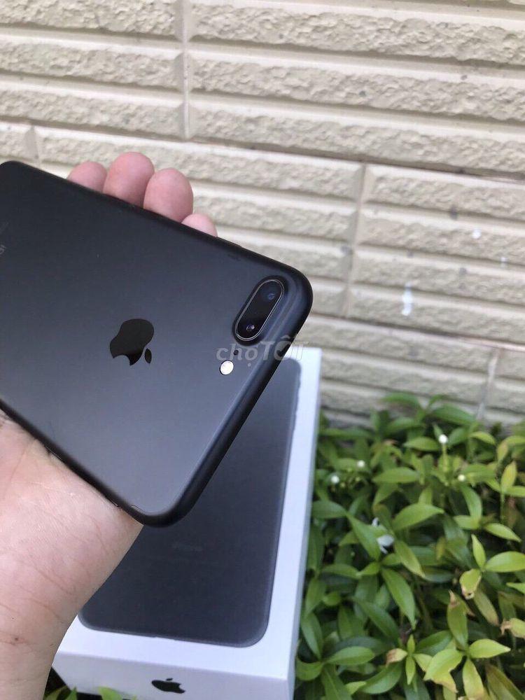 iPhone 7 plus đen nhám 128gb quốc tế zin còn bh