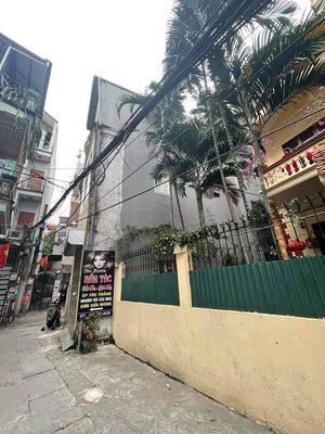 Bán nhà mặt ngõ ô tô đỗ cửa ở Trần Cung cách phố 2
