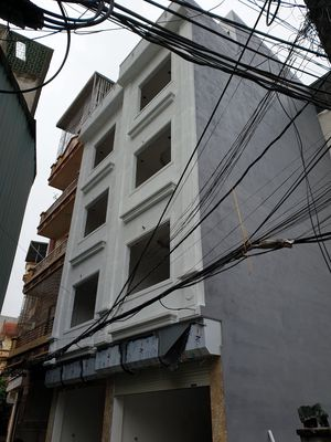 5. Nhà 389 ngõ 15 Văn Trì- Minh Khai, 36m2*4T/4pn