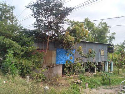 Bán nhà sàn gỗ, đất ở. Tại ấp Phú Hậu, Phú Thọ, PT