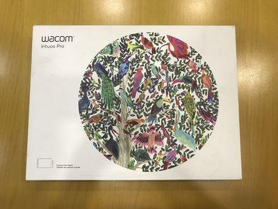 Thanh lý Bảng vẽ Wacom intuos pro M PTH660