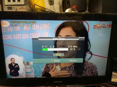 Ti-Vi Samsung LCD 32 ich..