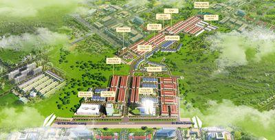 """Đất nền """"Siêu Dự Án Felicia City Bình Phước"""""""