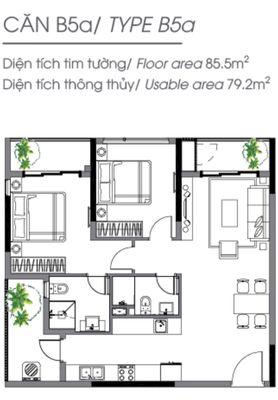 Cần bán căn hộ Alnata, TT10% ký HĐMB trực tiếp CĐT