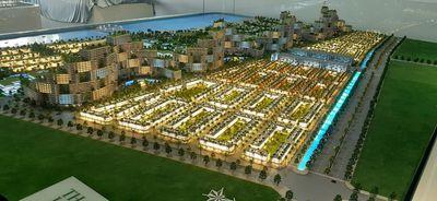 Bán nhà phố 108m2, 2 mặt tiền dự án Thanh Long Bay