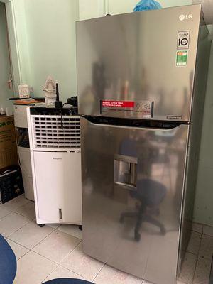 tủ lạnh LG 393 lit GN-D422PS mới sài 3 tháng