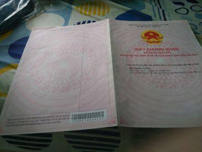 Đất gần khu tái định cư Phú Thuận