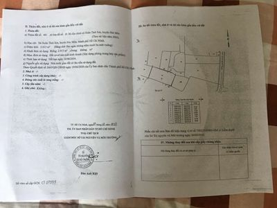Xưởng  Huyện Hóc Môn 4.965m²
