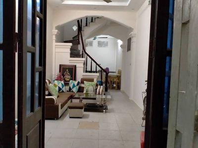 Nhà Đẹp Đinh Công Thượng, 50m2 x 5 Tầng, Ngõ Rộng.