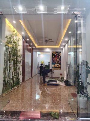 Nhà đẹp Phương Mai 58m2x4 tầng, ô tô đỗ cửa