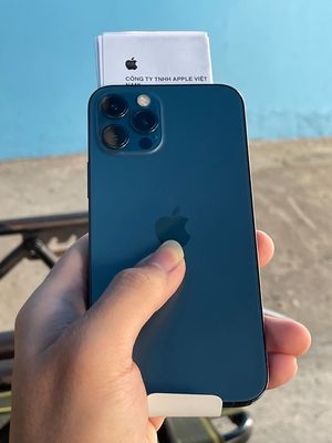 12 Pro 128GB Pacific Blue NEW TBH VN/A chưa active