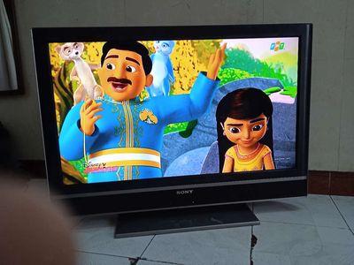 Bán một tivi Sony 37in LCD full HD đẹp long lanh