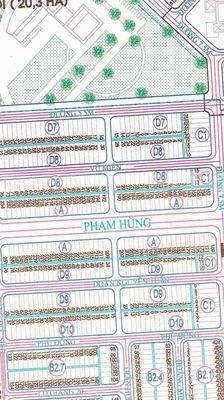 Bán đất đường 5,5m Trung Đồng khu D nam cầu Cẩm Lệ