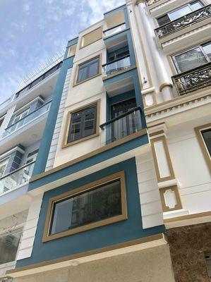Bán nhà có 9 Phog khu VIP 153 NTH p.6, Bình Thạnh