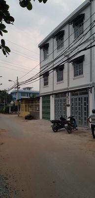 Nhà 1Trệt,2L mặt tiền kinh doanh,Thạnh Lộc 14, Q12