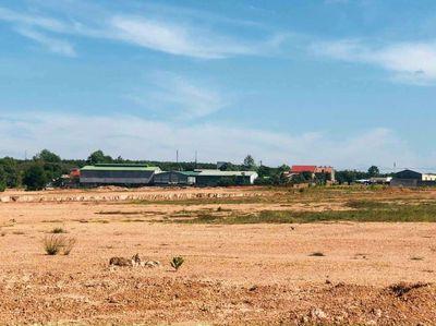 Đất thổ cư khu đông dân cư Huyện Đồng Phú 210m2