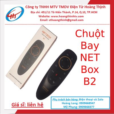 KHUYẾN MÃI chuột bay netbox B2