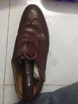 Giày da thật oxford