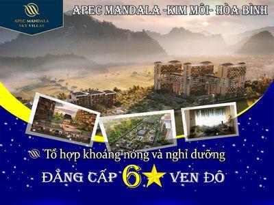 Căn hộ khách sạn APec - Khoáng nóng Kim Bôi