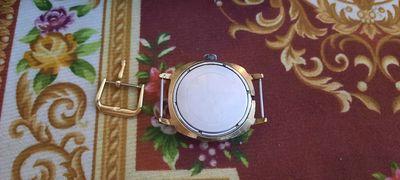đồng hồ cổ liên xô Slava lacke vàng 14k size 37