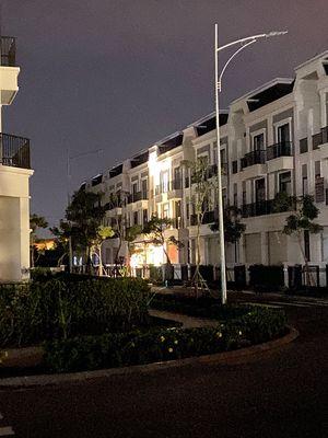 Nhà phố solar city , Huyện Bến Lức 185m² 3 PN