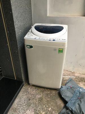 Máy giặt Toshiba 7kg lồng đứng