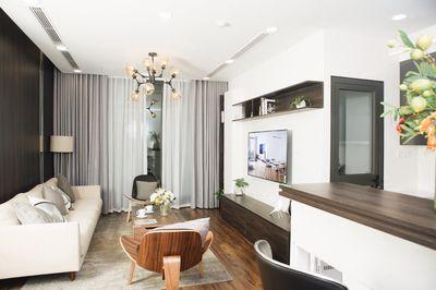 Bán căn hộ 3PN 104m2 giá chỉ 4,6 tỷ