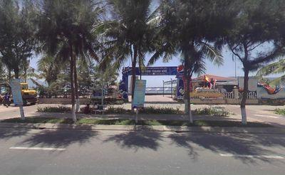 Bán 4 lô liền kề(500m²) MT biển Nguyễn Tất Thành