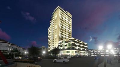 Căn hộ dịch vụ, mini Marina Plaza Long Xuyên 32m²