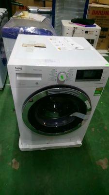 Máy giặt beko inverter 10kg hàng trưng bày.