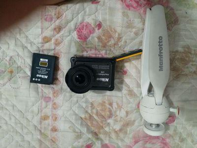 Bán Nikon keymission 170 mới 99%