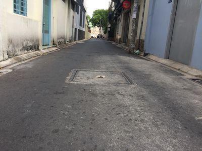 Bán đất hxh Bạch Đằng,P2, Tân Bình, TPHCM (7 x 22)