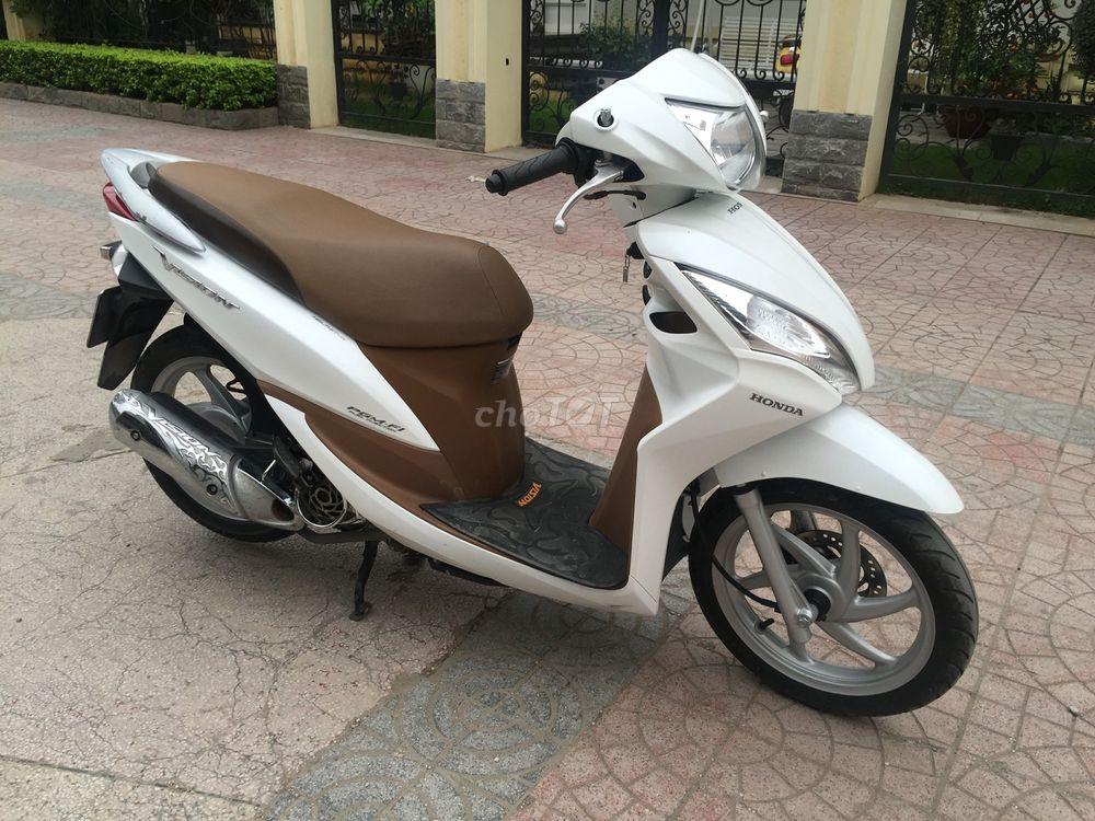 Honda Vision FI trắng chính chủ nguyên zin-215