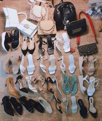 Giày dép, túi xách siêu đẹp