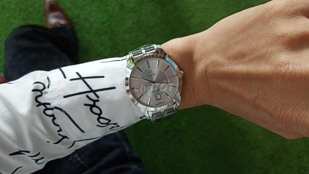 0921919244 - Đồng hồ nam thép 316L đằm tay