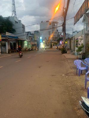 Bán mặt tiền Nguyễn Tư Nghiêm, p Bình Trưng Tây Q2