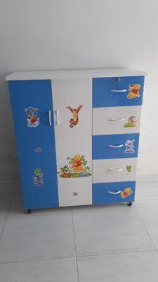tủ quần áo trẻ em nhựa đài loan NEW