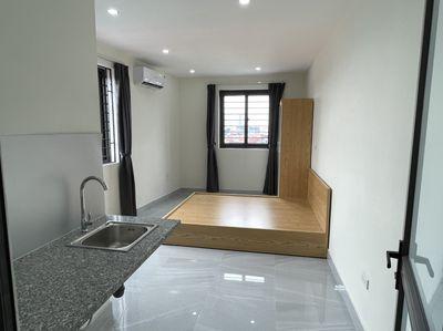Cho thuê chung cư mini khu vực Cầu Diễn