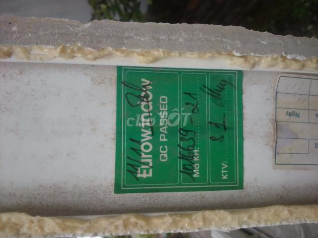 Cửa nhôm hệ EUROWINDOW