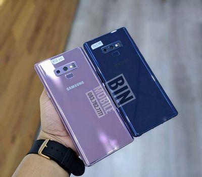SAMSUNG NOTE 9 512GB 2 SIM Fullbox & Quà Tặng