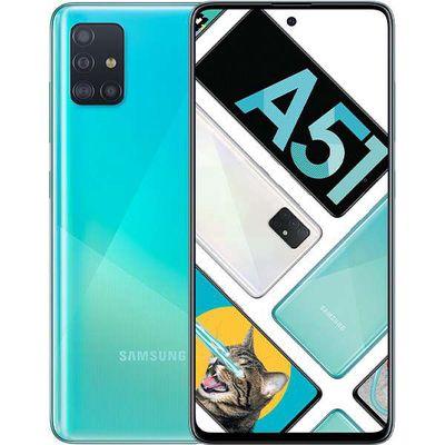 Samsung A51 còn bảo hành đẹp 99%
