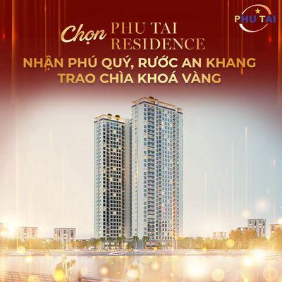 Phu Tai Residence - Nơi lý tưởng cho gia đình bạn
