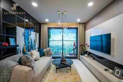 Chung cư Huyện Nhà Bè 62m² 2PN