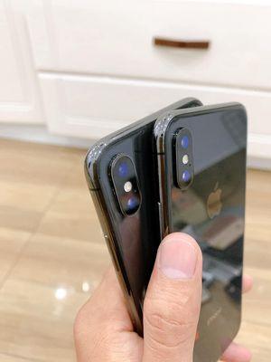 Apple iPhone X 64 GB đen