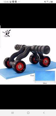 Con lăn tập thể dục