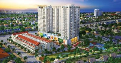 Nhận ngay 2 chỉ vàng khi mua căn hộ TP Biên Hòa